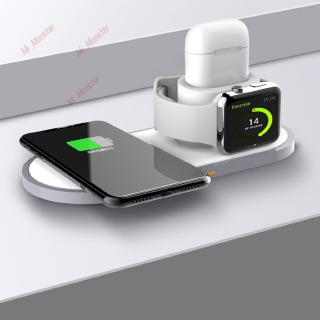 🎈Mr.Monster🎈Wireless Charger Charging Station For IPhone for Apple Watch for Apple AirPods 2