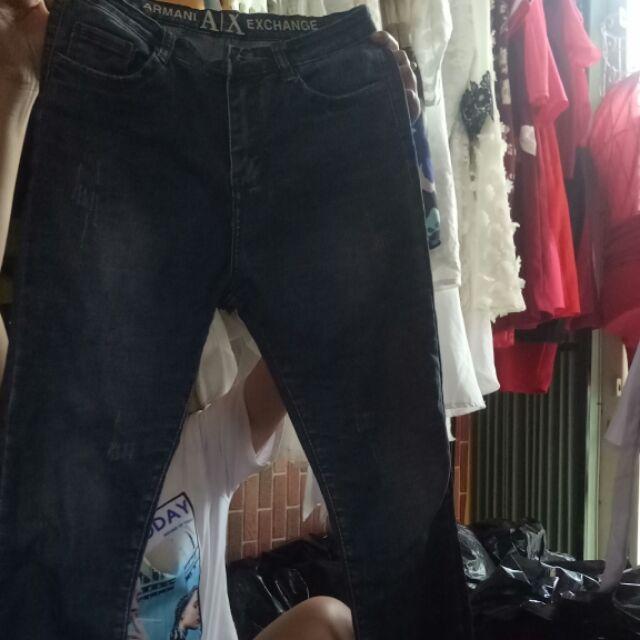 Quần jeans dài