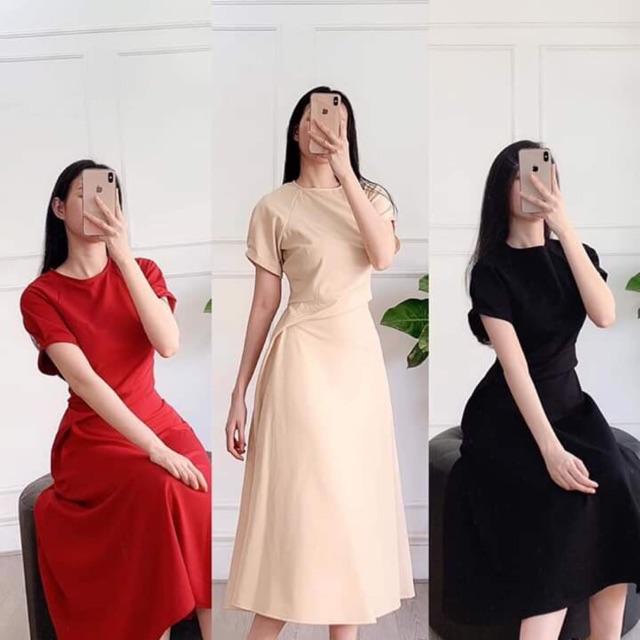 Đầm maxi midi