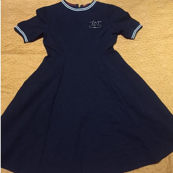 Váy đầm liền dáng xoè ngắn cực cute