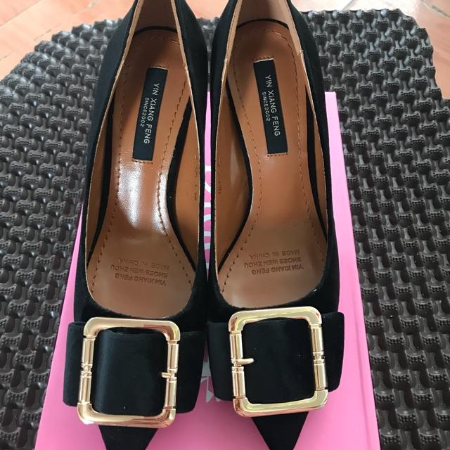 Giày cao gót Sz 35 đồng giá 190k