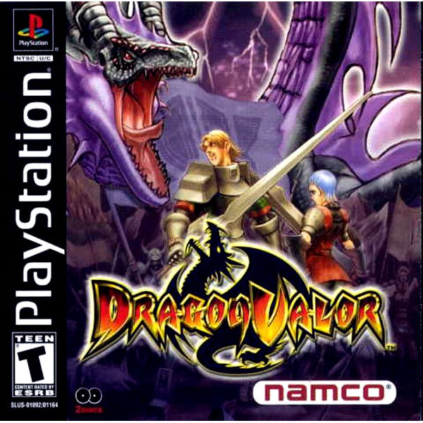 Dragon Valor - 1 CD