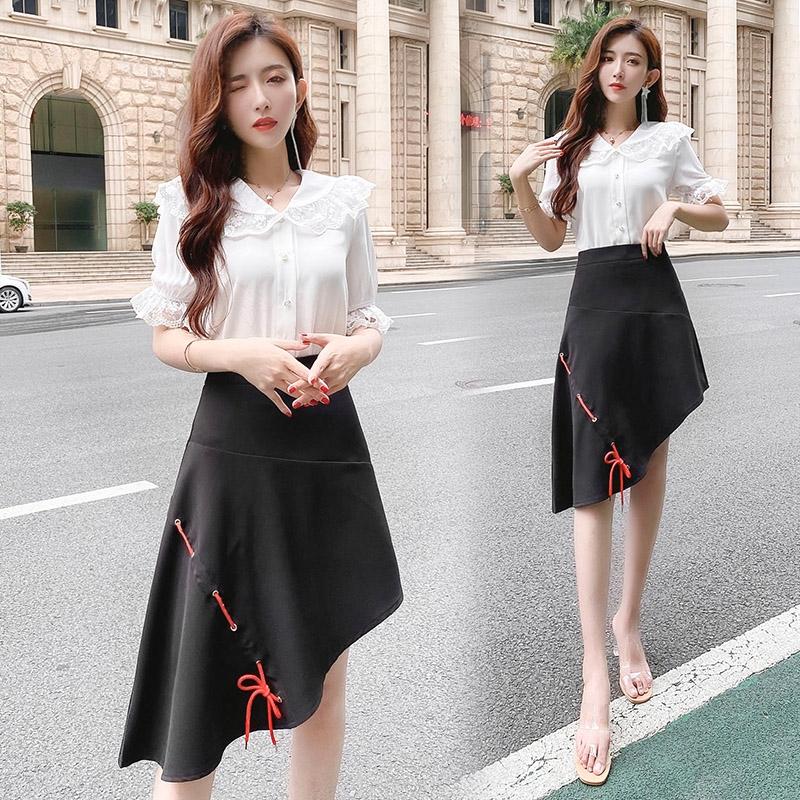 Chân Váy Lưng Cao Thời Trang 2020 Xinh Xắn Cho Nữ
