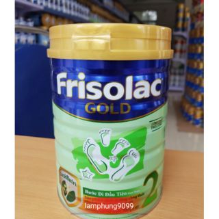 Sữa Bột Frisolac Gold Số 2 Hộp 900g Date 2021