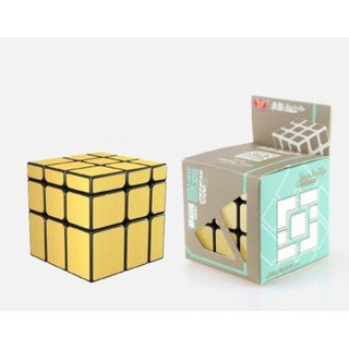 YongJun Mirror 3x3x3 Magic Cube Speed Puzzle Toys