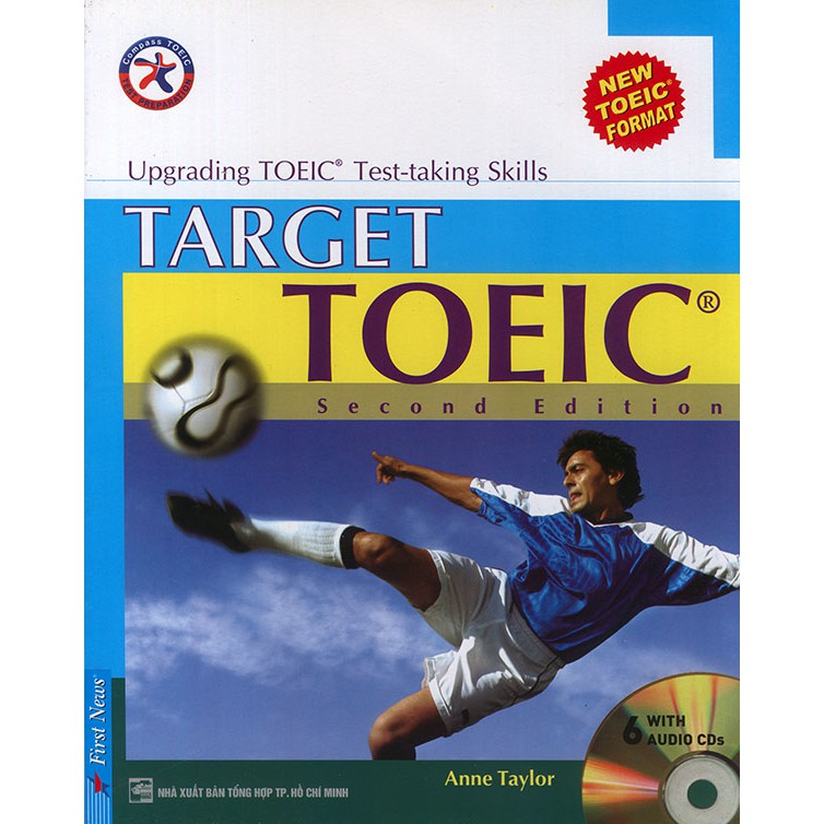 Sách - Target TOEIC - Second Edition