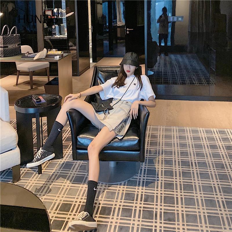 Chân váy dài phối lưới xuyên thấu thời trang thanh lịch dành cho nữ