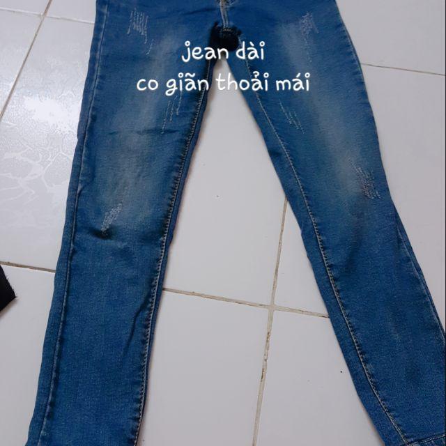 Thanh lý quần jean dài