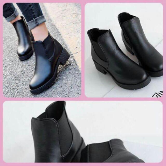 Boot cao cổ nữ