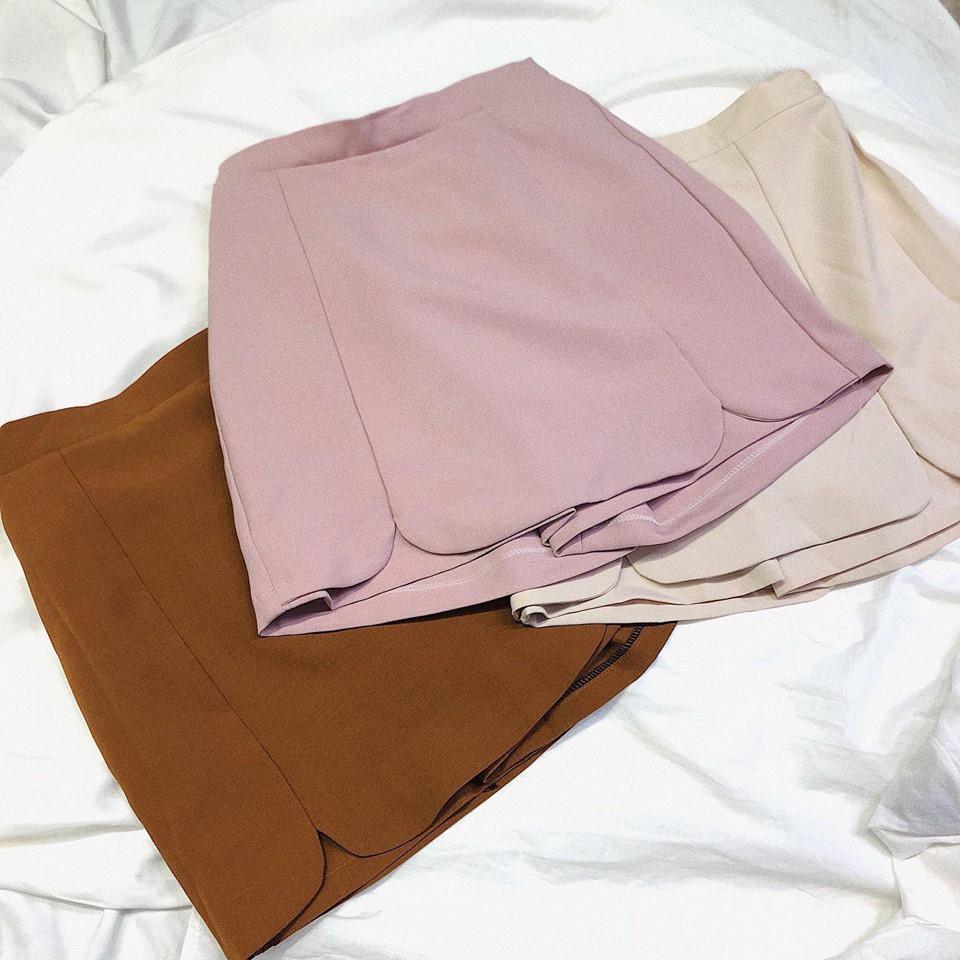 Chân váy màu (set blazer) - SP003960