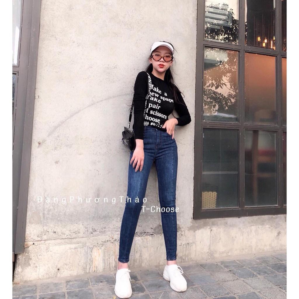 Quần Jeans Ôm