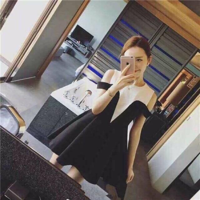 Váy minh vân cực xinh (còn size S)