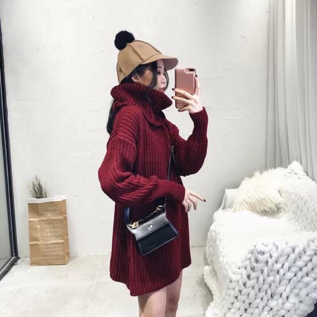 Áo len giấu quần Quảng Châu