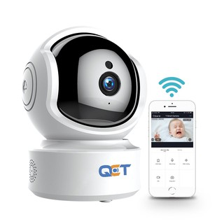 Camera IP QCT Smart Full HD 1080P 2.0MP