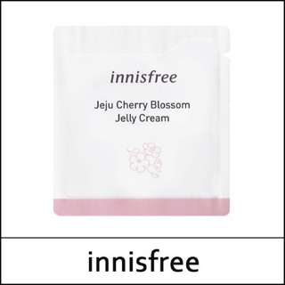 Sample kem dưỡng dạng gel Innisfree Jeju Cherry Blossom Jelly Cream 1ml