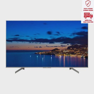 Android TV LED 4K HDR Sony 49 inch 49X8500G/S - Bạc