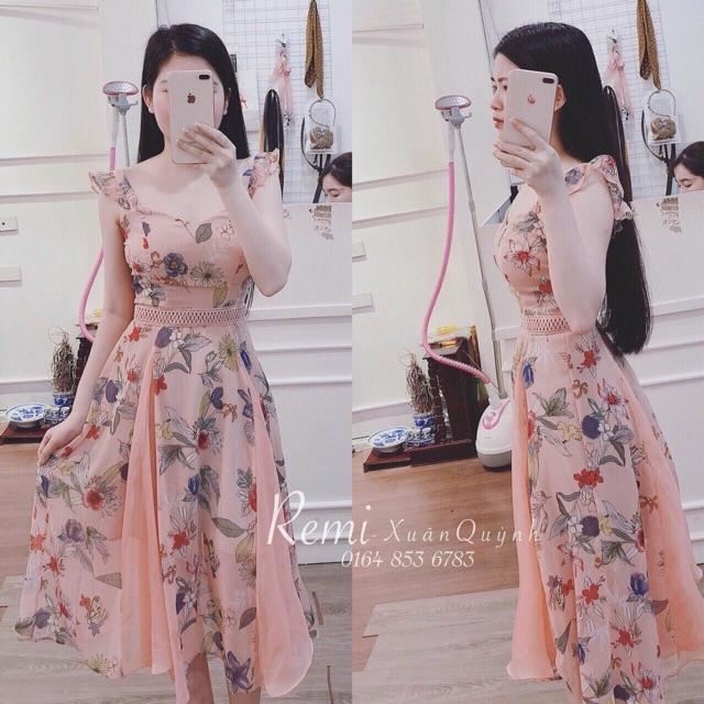 Váy hoa siêu hot