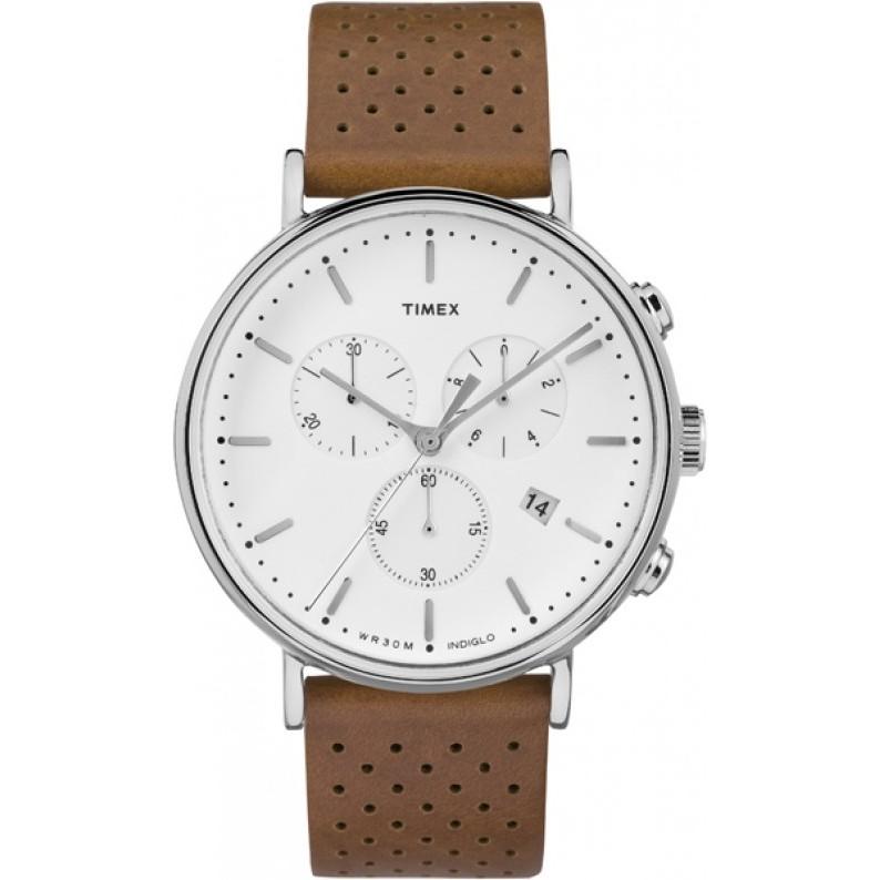 Đồng hồ unisex Timex The Fairfield Chronograph TW2R26700