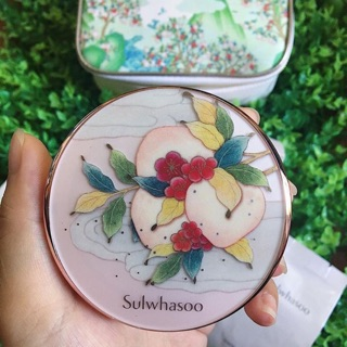 Cushion Sulwhasoo Limited 2018