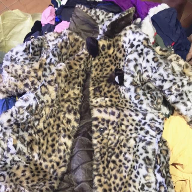 áo khoác lông