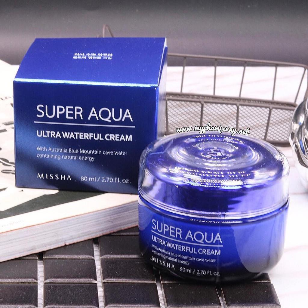 Kem Dưỡng Ẩm Cấp Nước Cho Da Super Aqua
