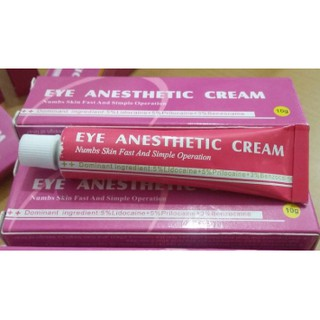 ✯Tê Kem Hồng Eye Anesthetic Cream