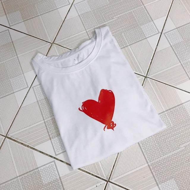 Thanh lý áo thun trắng