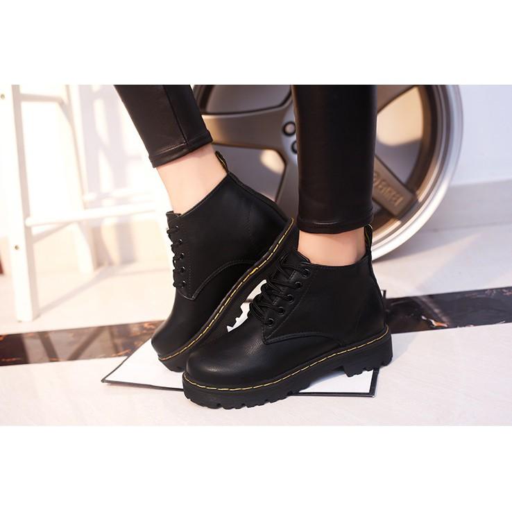 [ HÀNG VỀ SẴN ] Giày oxford cao cổ năng động cá tính thời trang thu đông giày học sinh giá rẻ