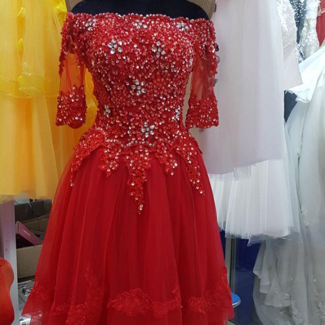 Đầm đi tiệc ( 2 đầm )