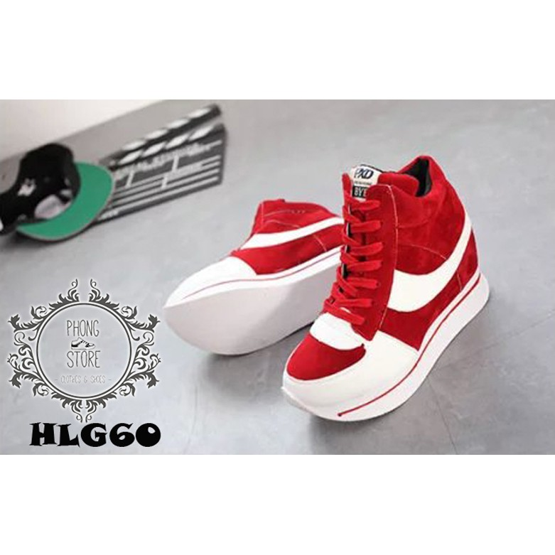 giầy sneakers nữ -hlg60
