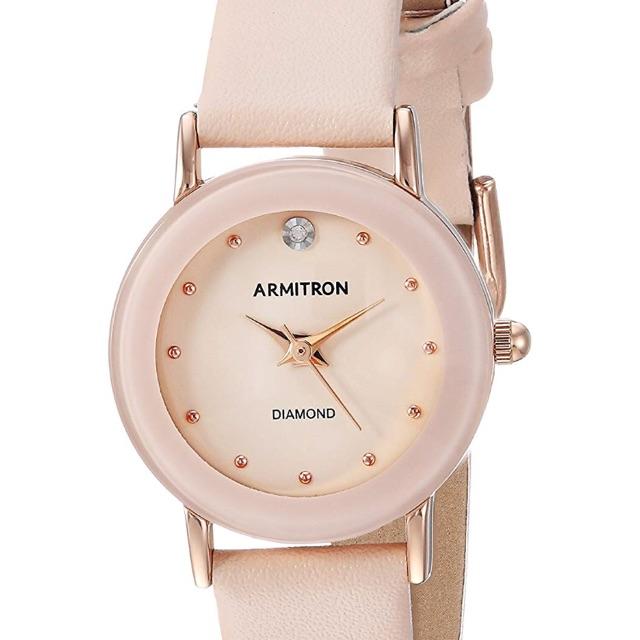 [order us] Đồng hồ thời trang nữ Amitron máy Nhật - chống nước
