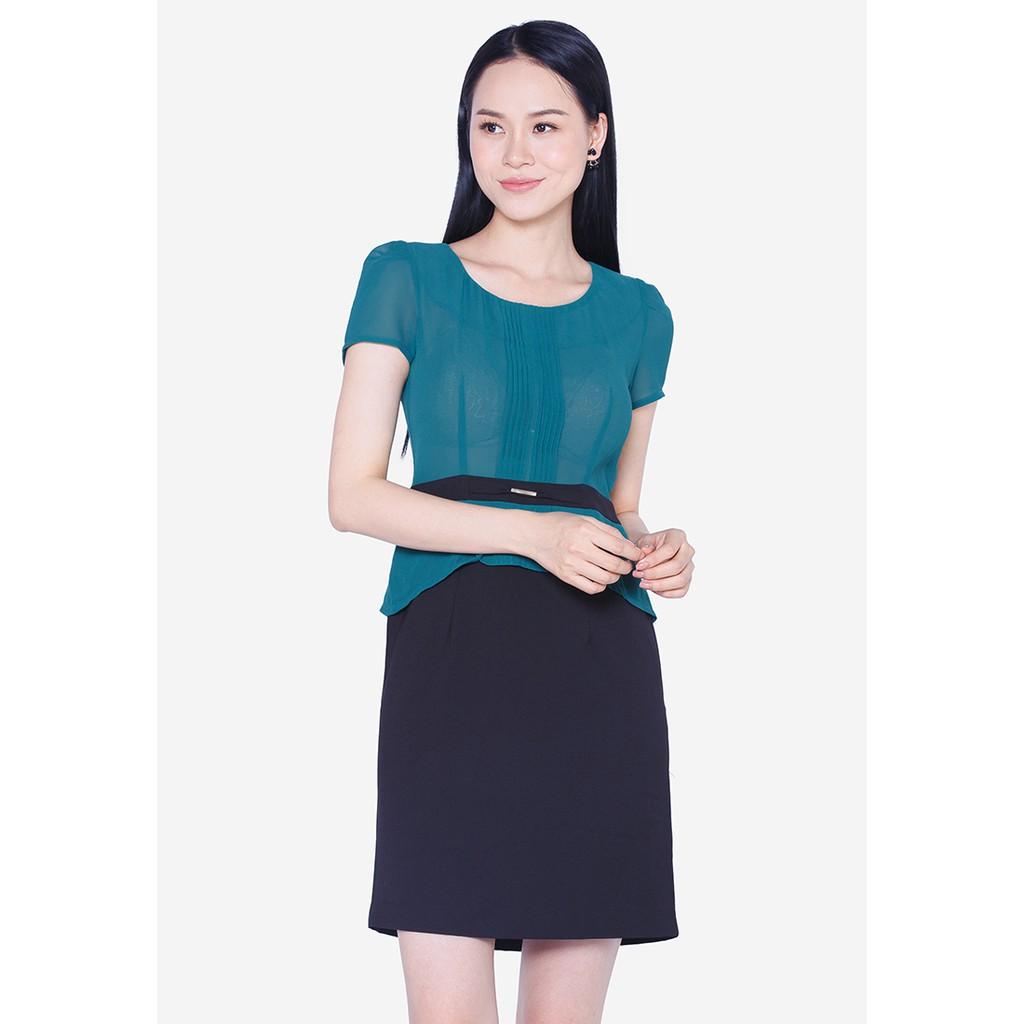 The One Fashion đầm DDP2863