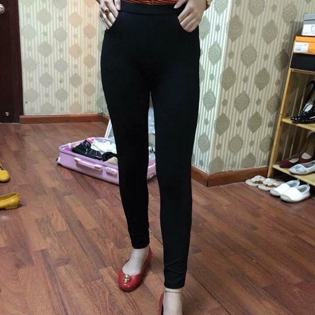 Quần legging xuất Hàn