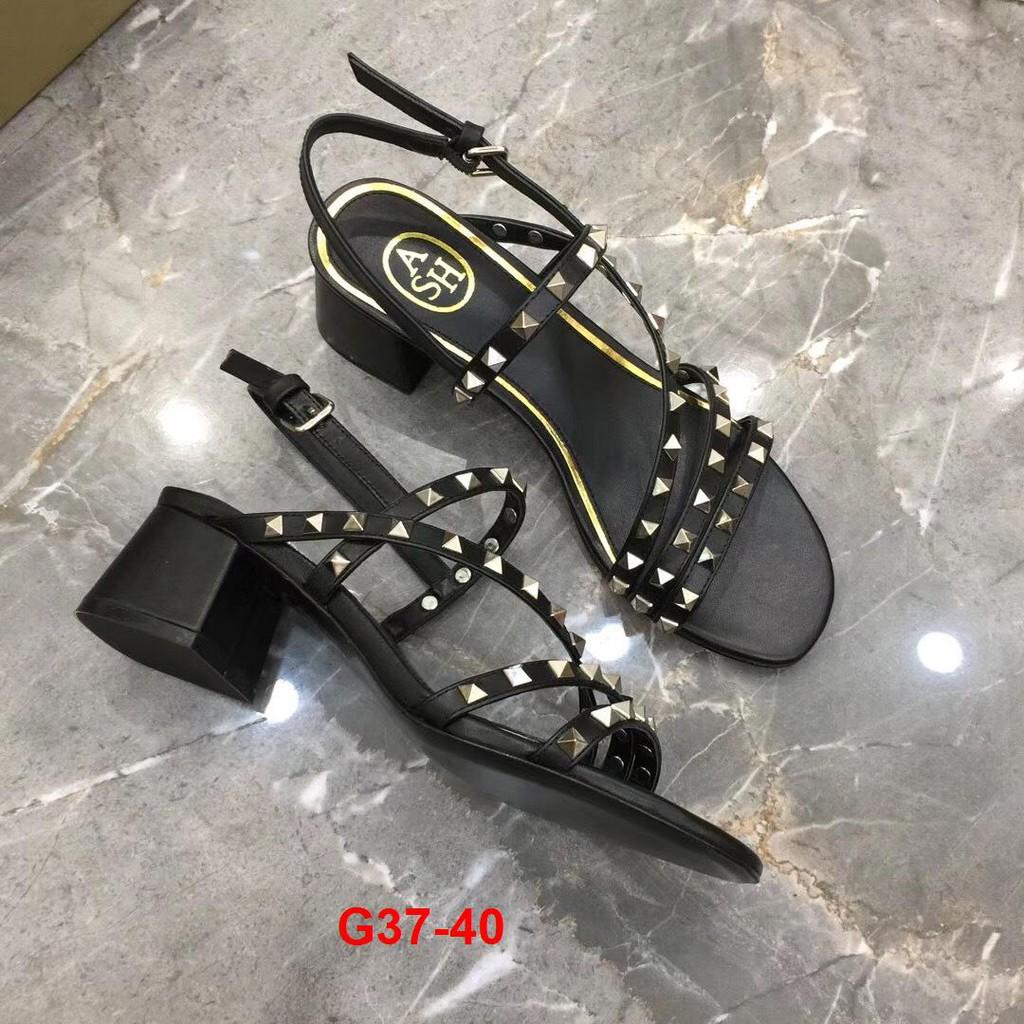 G37-40 ASH sandal cao 5cm siêu cấp