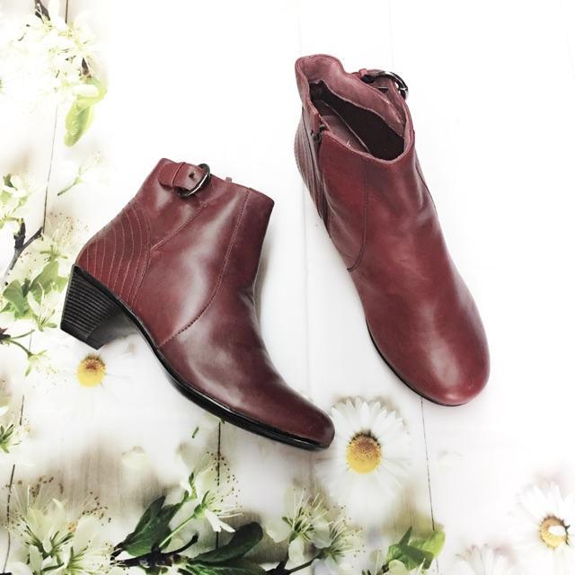 Boots da xuất xịn