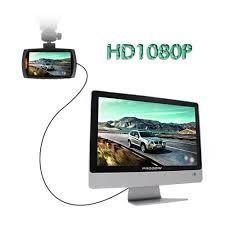 Camera hành trình G30 có cổng HDMI