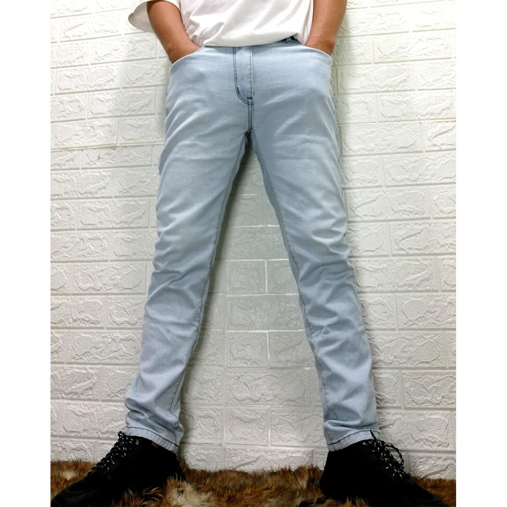 Quần jean nam quần jean cao cấp (ảnh thật)