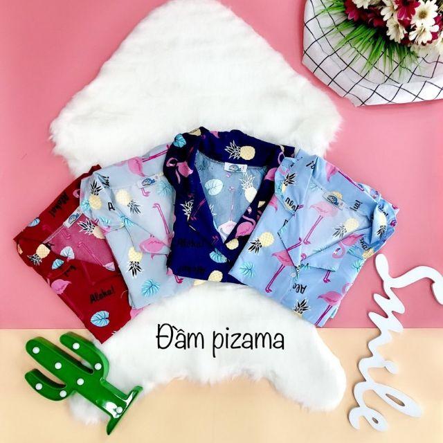 Đầm pijama