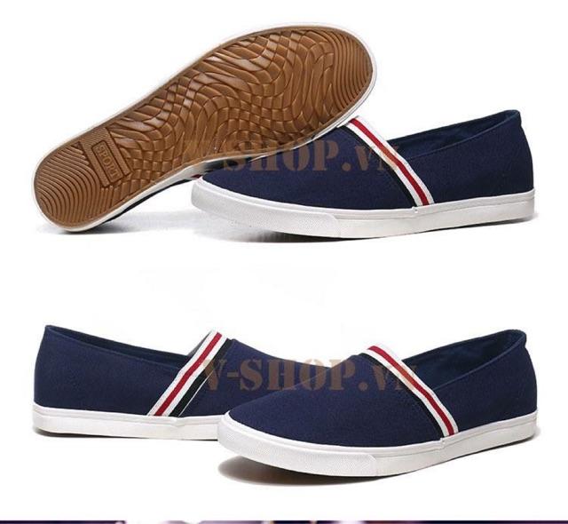 Giày vải nam thời trang G171