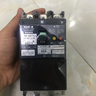 Attomat Chống giật 60a 30ma