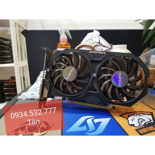 [Shop114] Gigabyte GTX750ti 2GB 128BIT DDR5 chiến max setting game