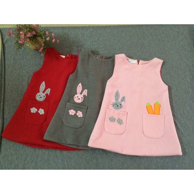 Váy dạ thỏ