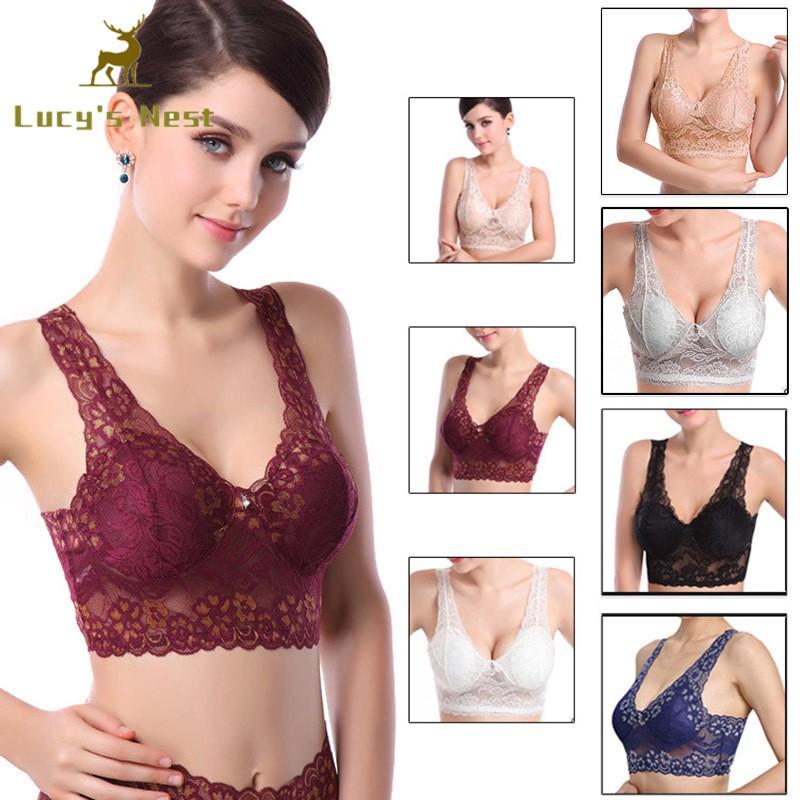 Áo lót nâng ngực siêu co dãn cho nữ