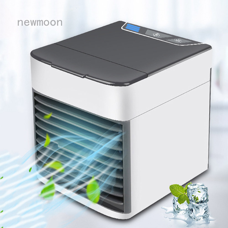 newmoon New cooler small household portable air conditioning fan USB mini cooler small fan