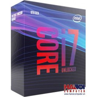 CPU Intel Core i7-9700F (3.0GHz turbo up to 4.7Ghz, 8 nhân 8 luồng, 12MB Cache, 65W) - LGA 1151