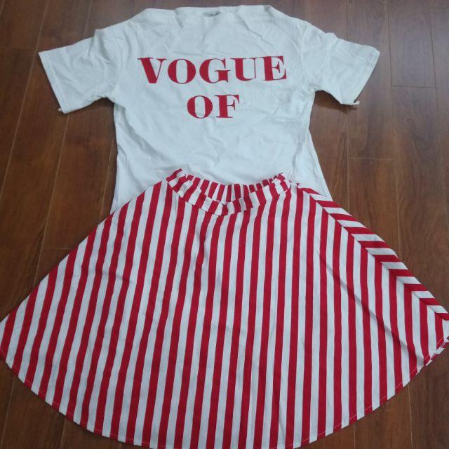 Set váy Vogue Of