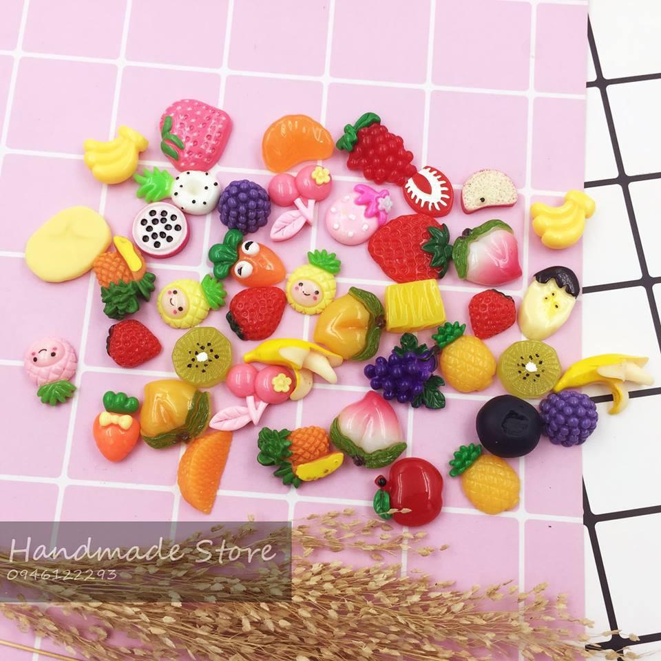 Charm Lát hoa quả - Slime