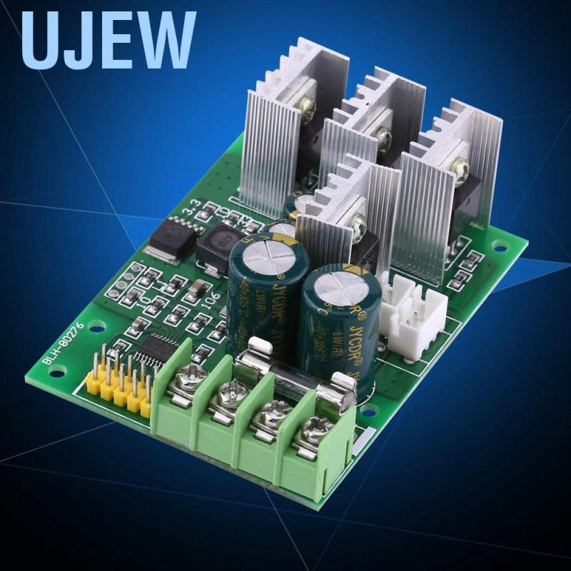Hình ảnh Ujew DC 6V-60V 30A Variable Speed Motor Controller Driver Control With Digital Display