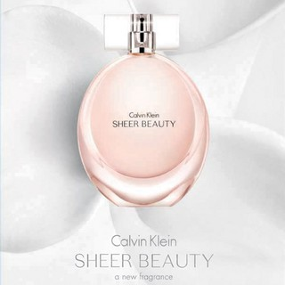 Nước Hoa Calvin Klein Sheer Beauty Eau de Toilette Spray (100ml)