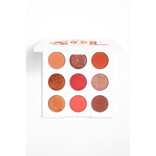 Phấn mắt SOL Colourpop Shadow Palette 110g